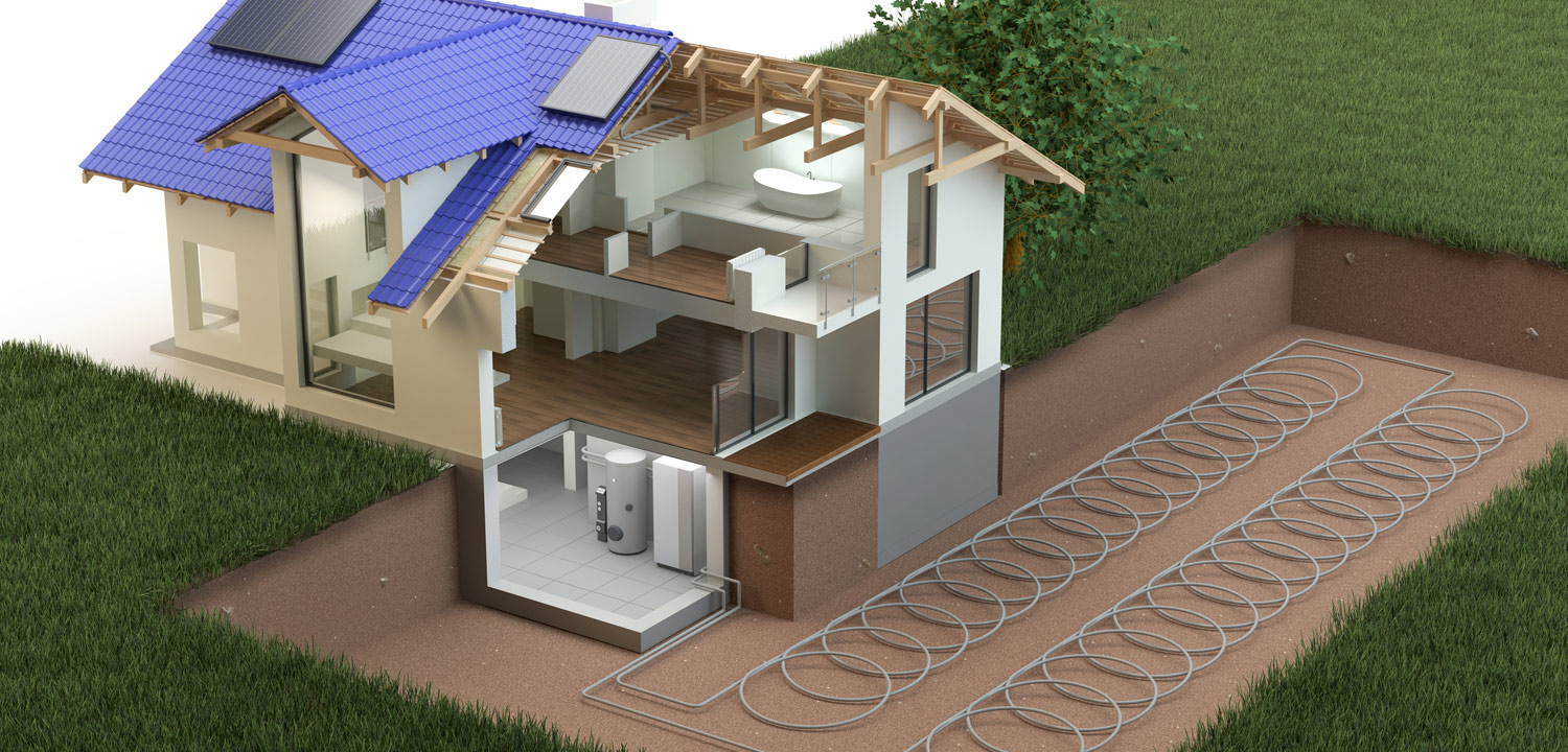 R.J. Nelson Geothermal Installation