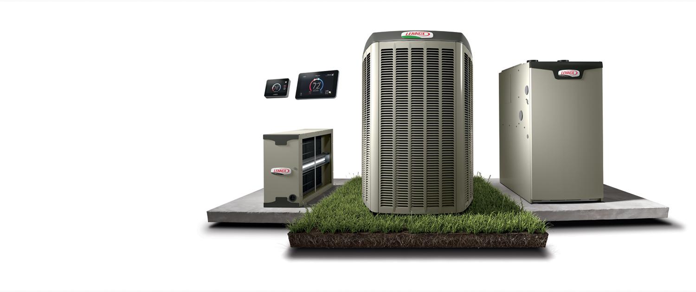 RJ Nelson Lennox Air Conditioner